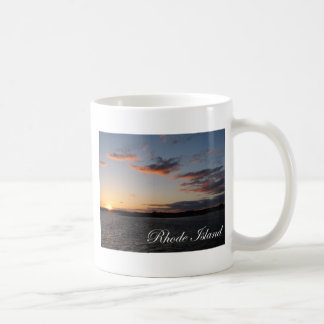 Sunset in Rhode Island Coffee Mug