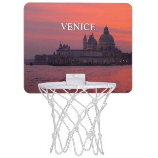 Sunset in Venice Mini Basketball Hoop