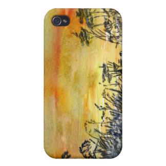 'Sunset' iPhone 4 Case