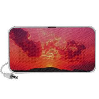 Sunset Laptop Speaker