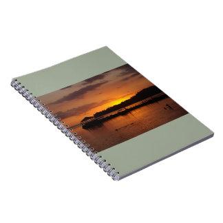 Sunset Notebooks