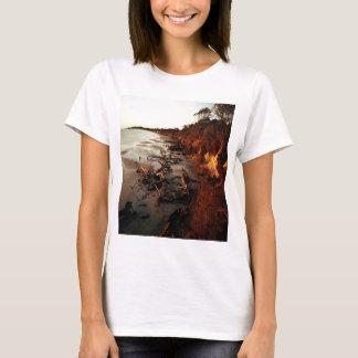 Sunset on Driftwood T-Shirt