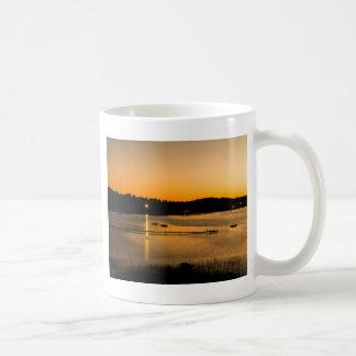 Sunset on Pickerel Lake Coffee Mug