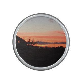 Sunset on the farm speaker