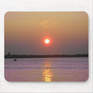 Sunset over New Jersey Mouse Pad