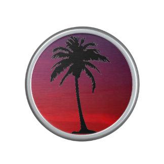 Sunset Palm tree Speaker