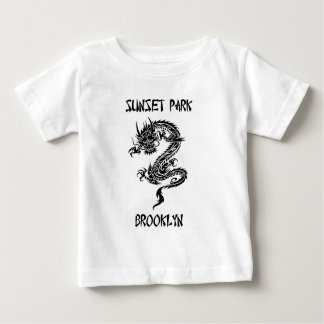 Sunset Park Brooklyn Baby T-Shirt