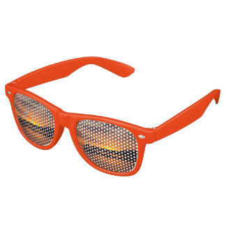 Sunset Party Glasses