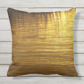 Sunset Reflect Outdoor Cushion