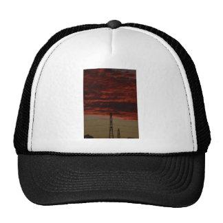 SUNSET RURAL QUEENSLAND AUSTRALIA CAP
