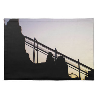 Sunset Silhouette Placemat