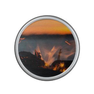 Sunset sparks speaker
