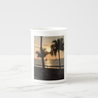 Sunset Tea Cup