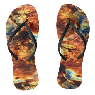 Sunset Thongs