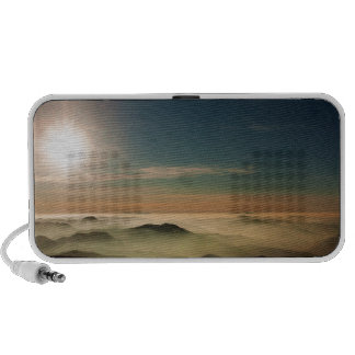 Sunset Travelling Speakers