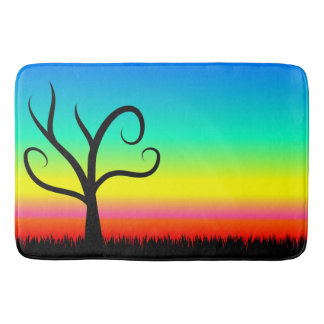 Sunset Whisper Bath Mat