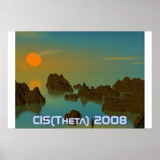 sunsethf, CIS(Theta) 2008 Poster