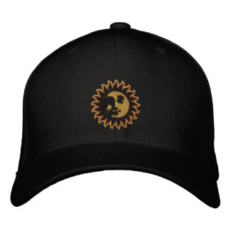 Sunshine Hat Embroidered Baseball Cap