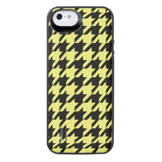 Sunshine Houndstooth 2 iPhone SE/5/5s Battery Case