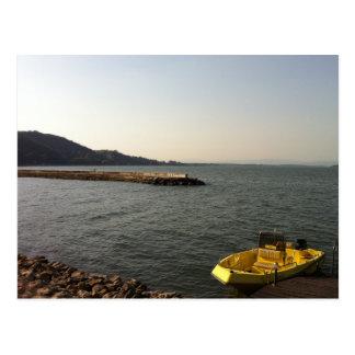 Sunshine on the Danube Postcard