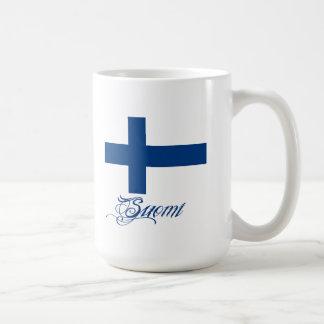 Suomi Cup Basic White Mug