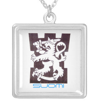 SUOMI necklace with Coat of Arms