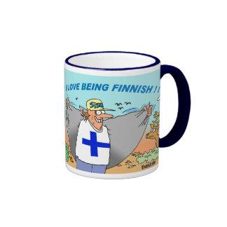 SUOMI | SUOMALAINEN | FINNISH | FINLAND MUG