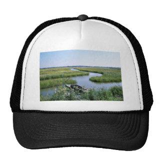 Supawna Meadows National Wildlife Refuge Trucker Hats