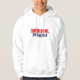 Super Bowl Night Hoodie