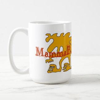 Super Cool MammaBASIL Design Mug! Coffee Mug