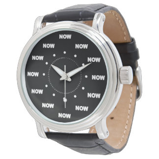 "Super Cool ""NOW"" Wristwatch"