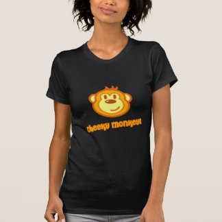 Super Cute Monkey T-shirt