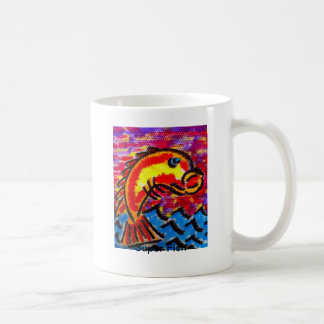 Super Fish Coffee Mugs