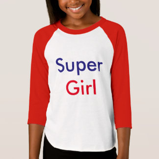 super girl T-Shirt