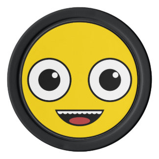Super Happy Face Poker Chips