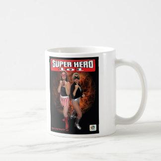 Super Hero 101 Marvelette/Silver Bullet Coffee Mug