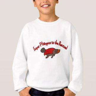 Super Platypus Sweatshirt