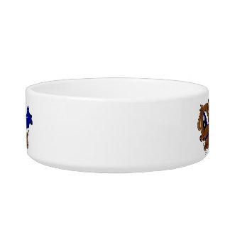 Super Puppy Dog Dish Pet Food Bowls