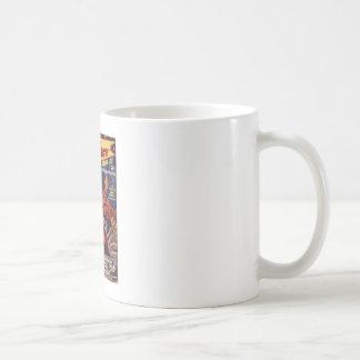 Super Science Stories_Pulp Art Coffee Mug