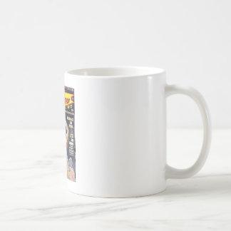 Super Science Stories v05 n01 (1949-01.Fictioneers Basic White Mug