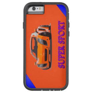 Super sport tough xtreme iPhone 6 case