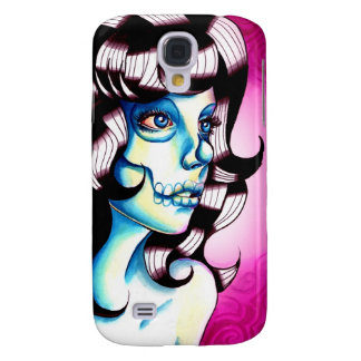Superficial Love - Day of the Dead Girl Galaxy S4 Case