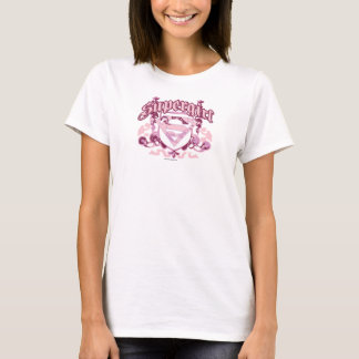 Supergirl Crest Design T-Shirt