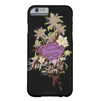 Supergirl Surf Logo Barely There iPhone 6 Case