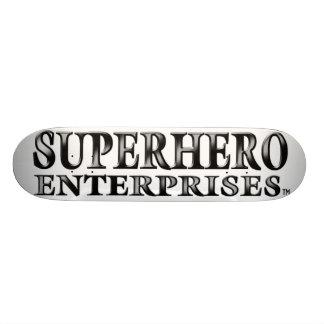 SUPERHERO ENTERPRISES Skate Custom Skate Board