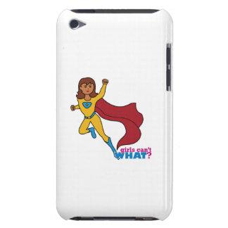 Superhero Girl iPod Touch Case-Mate Case