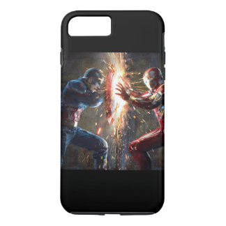 Superhero War iPhone 8 Plus/7 Plus Case