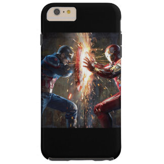 Superhero War Tough iPhone 6 Plus Case