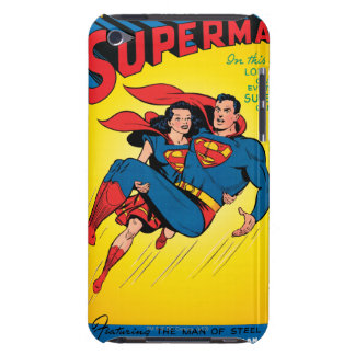 Superman #57 iPod touch cases