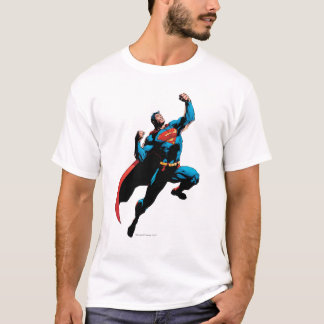 Superman Arms Raised T-Shirt
